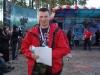 Дмитрий Карабанов с дипломом
