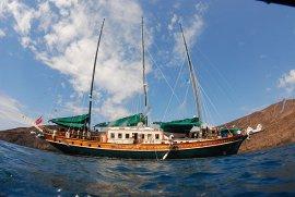 Сафарийная яхта